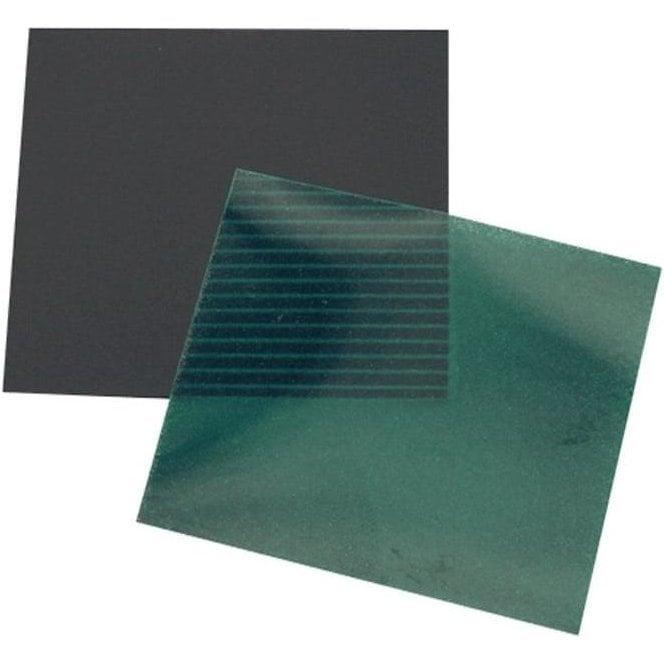 100mm x 100mm Medium Magnetic Field Viewing Paper
