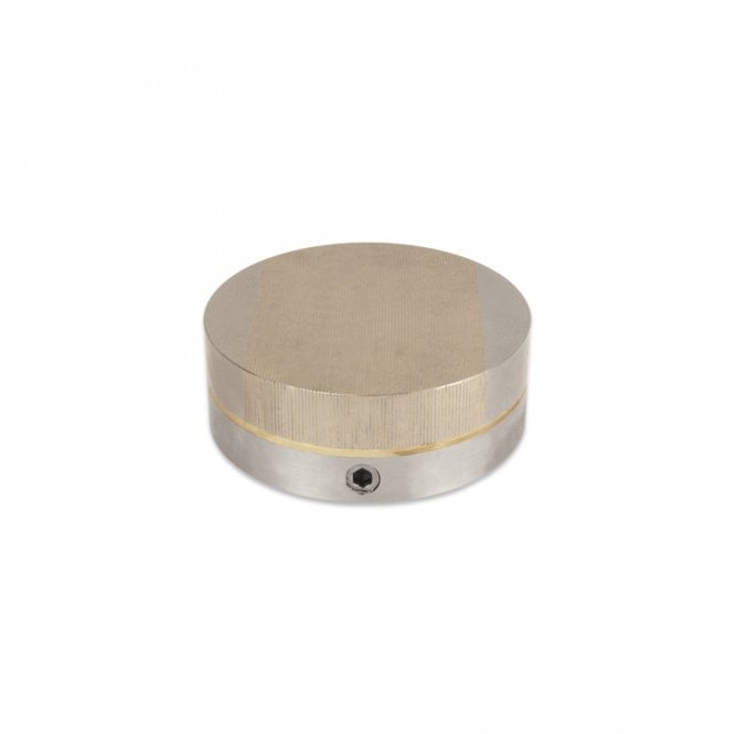 125mm dia x 48mm Magnetic Chuck - Standard Pole Pitch