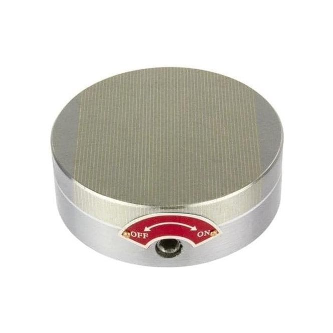 150mm dia x 48mm Magnetic Chuck - Fine Pole Pitch