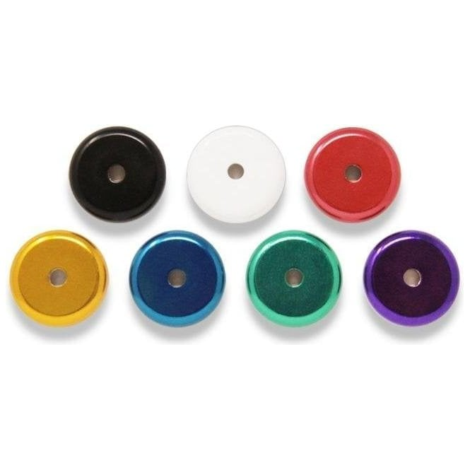16mm dia A Type Neodymium Pot Magnet - 9.6kg Pull