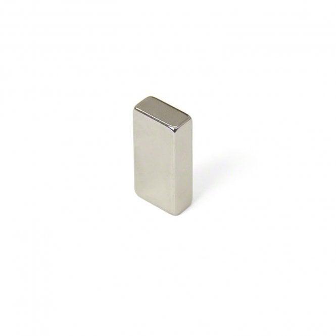 20 x 10 x 40mm thick N42 Neodymium Magnet - 11.2kg Pull