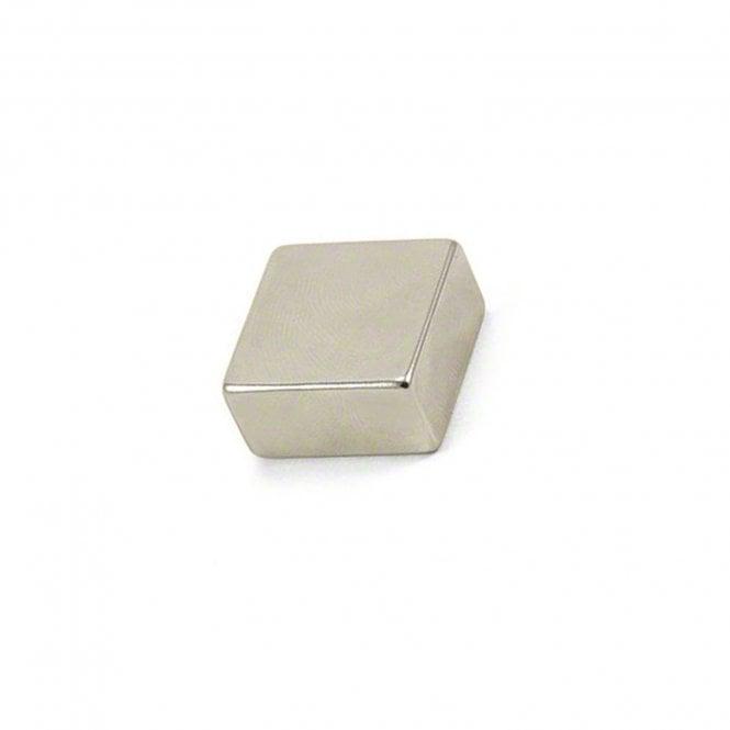 20 x 20 x 10mm thick N42 Neodymium Magnet - 14.2kg Pull