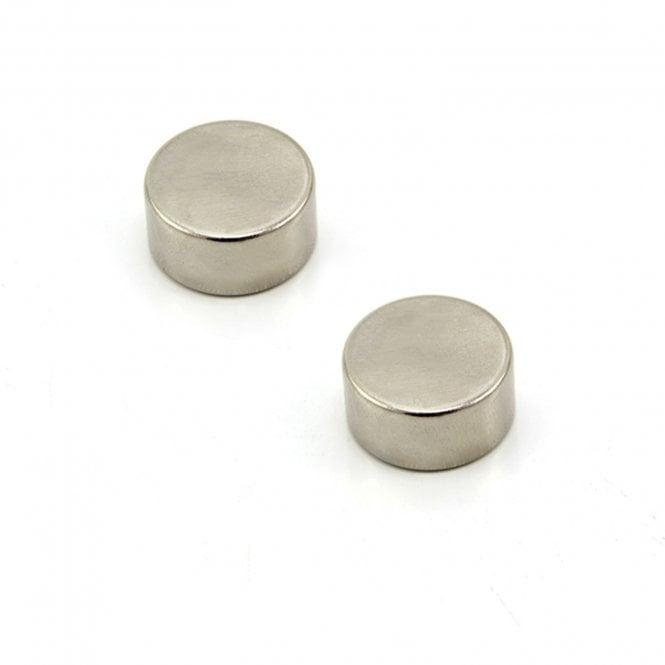 20mm dia x 10mm thick N38SH Neodymium  Magnet - 11.2kg Pull