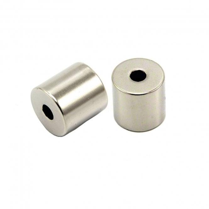 20mm dia x 20mm thick Diametrically Magnetised N42 Neodymium Magnet