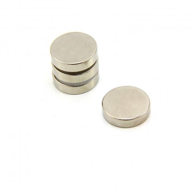 20mm dia x 5mm thick N42 Neodymium Magnet - 7.3kg Pull