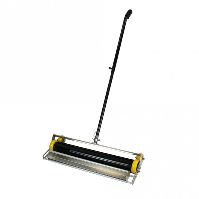 "22"" Neodymium Sweeper with Removable Tray"