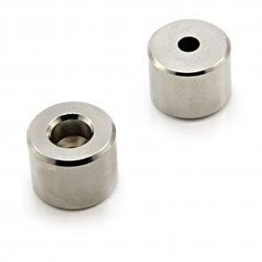 25mm dia x 20mm thick x 6mm hole N42 Neodymium Magnet - 22kg Pull