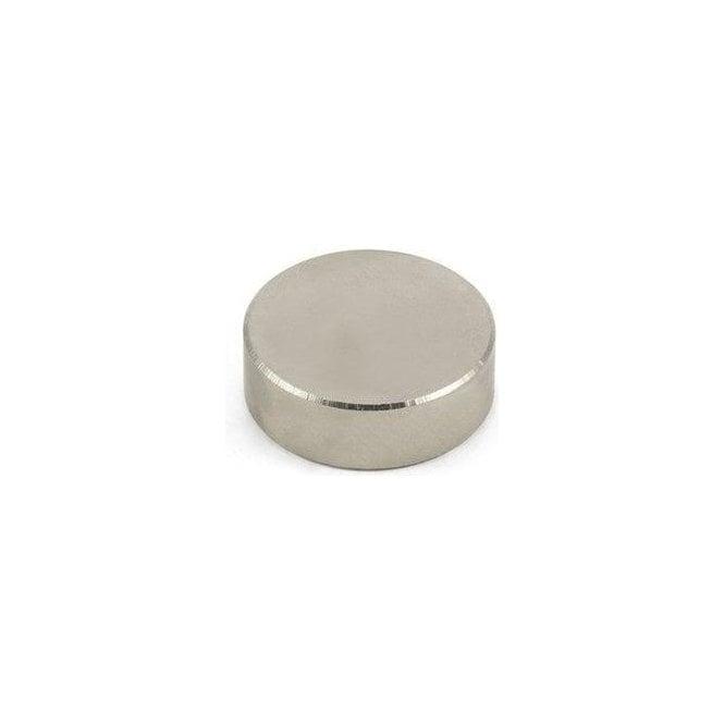 30mm dia x 10mm thick Samarium Cobalt Magnet - 13.9kg Pull