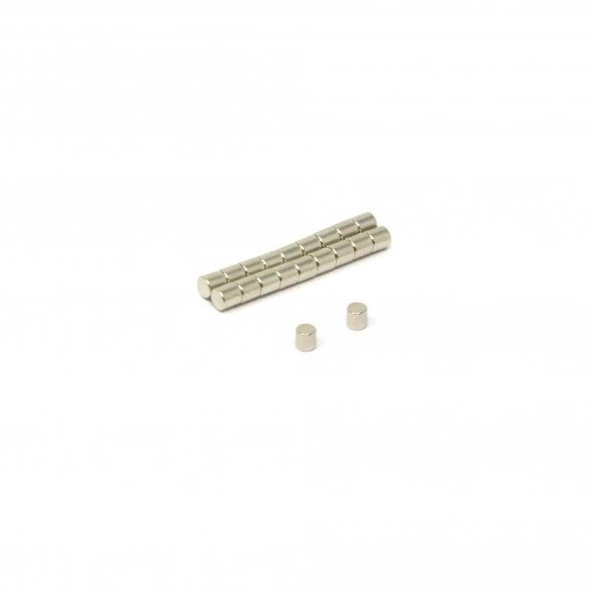3mm dia x 3mm thick Samarium Cobalt Magnet - 0.2kg Pull
