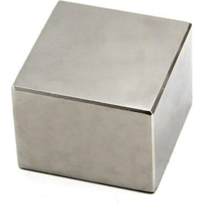 40 x 40 x 30mm Super High Performance N42 Neodymium Magnet - 84kg Pull