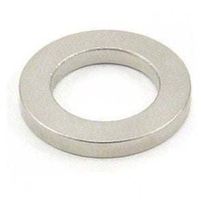 40mm O.D x 25mm I.D x 5mm thick Samarium Cobalt Ring Magnet - 11.4kg Pull