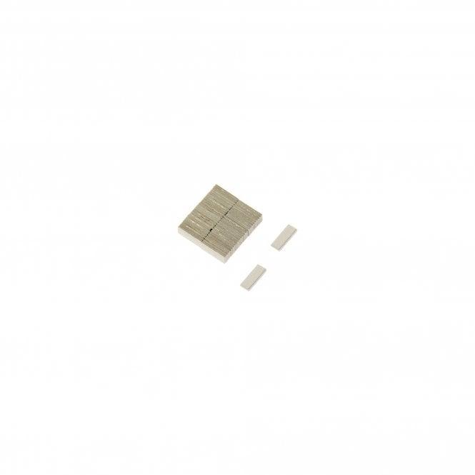 5 x 2 x 0.5mm thick N42 Neodymium Magnet - 0.1kg Pull