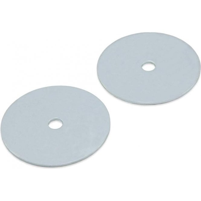 50mm dia x 1.5mm thick x 4.2mm c/s hole Steel Disc