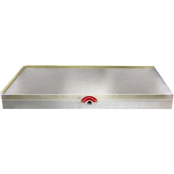 600mm x 300mm x 58mm Magnetic Chuck - Fine Pole Pitch