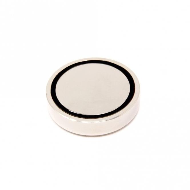 75mm dia N42 Neodymium Glue In Pot Magnet - 178kg Pull