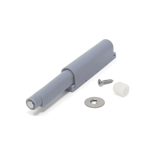 80/117mm Grey Magnetic Catch