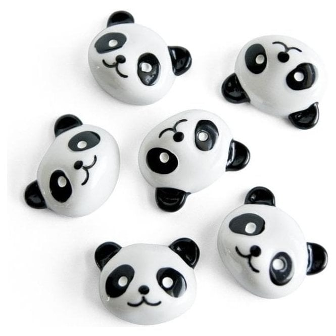 Assorted Animal Style Office Magnets - Panda