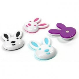 Assorted Deco Shape Office Magnets - Bunny