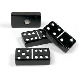 Assorted Popular Shape Office Magnets - Domino (1 set of 4)