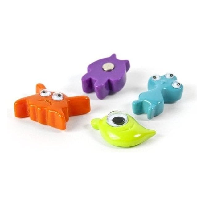 Assorted Popular Shape Office Magnets - Monsters