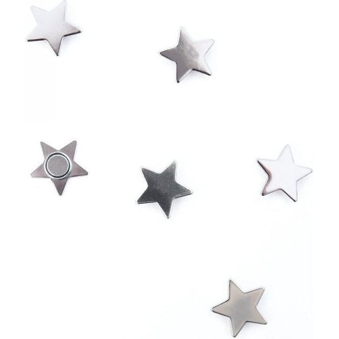 Assorted Popular Shape Office Magnets - Stars