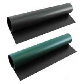 FerroFlex® 600mm Wide Flexible Ferrous Sheet - Self-Adhesive / Chalkboard
