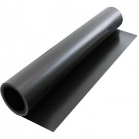 FerroFlex® 620mm Wide Flexible Ferrous Sheet - Plain (5 Metre Length)