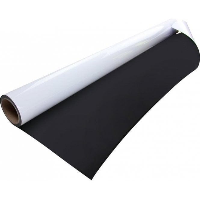 FerroFlex® Ultra 1200mm Wide Flexible Ferrous Sheet - Cling / Gloss White Dry-Wipe