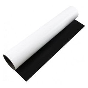 FerroFlex® Ultra 620mm Wide Flexible Ferrous Sheet - Self-Adhesive / Plain