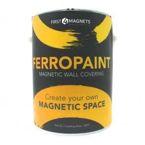 FerroPaint® Magnetic Paint