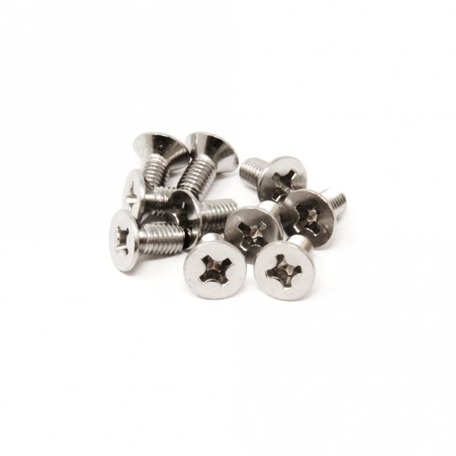 M8 x 16mm long Stainless Steel Screw