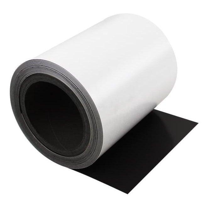 MagFlex® 150mm Wide Flexible Magnetic Sheet - Standard Self-Adhesive