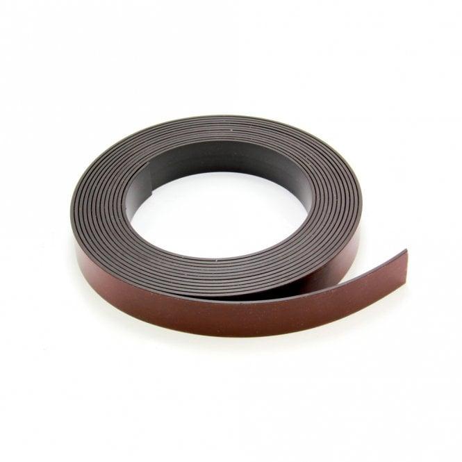 MagFlex® 19mm Wide Flexible Magnetic Tape - Premium Self-Adhesive