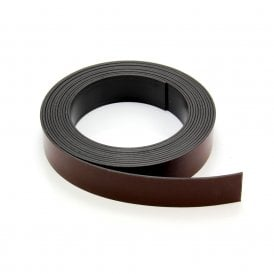 MagFlex® 25.4mm Wide Flexible Magnetic Tape - Premium Self Adhesive