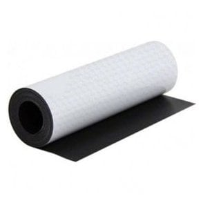 MagFlex® 300mm Wide Flexible Magnetic Sheet - 3M Self-Adhesive