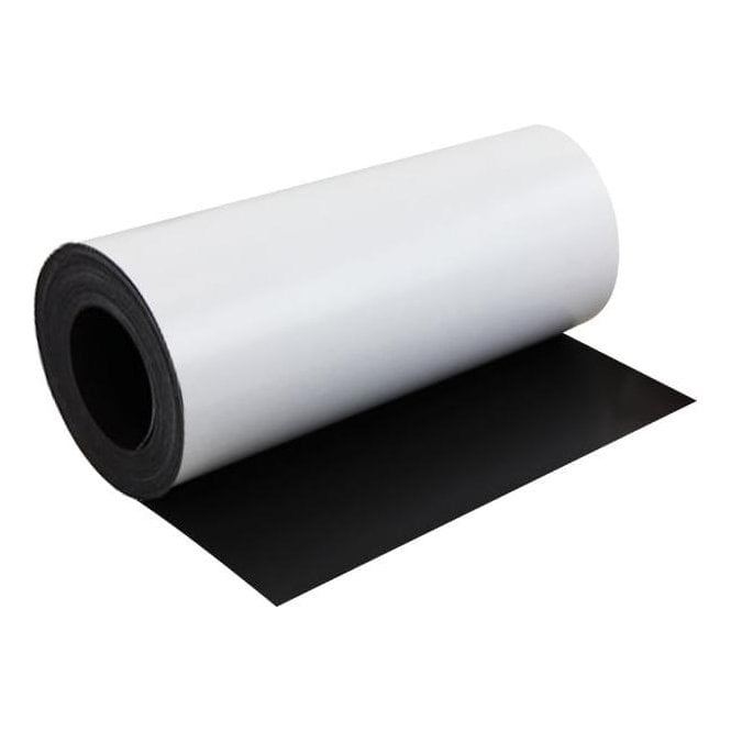 MagFlex® 300mm Wide Flexible Magnetic Sheet - Self-Adhesive