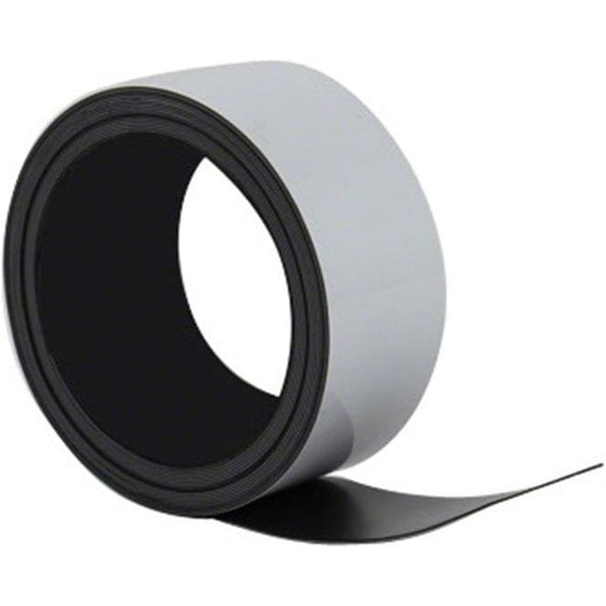MagFlex® Lite 50mm Wide Flexible Magnetic Label Strip  - Dry Wipe