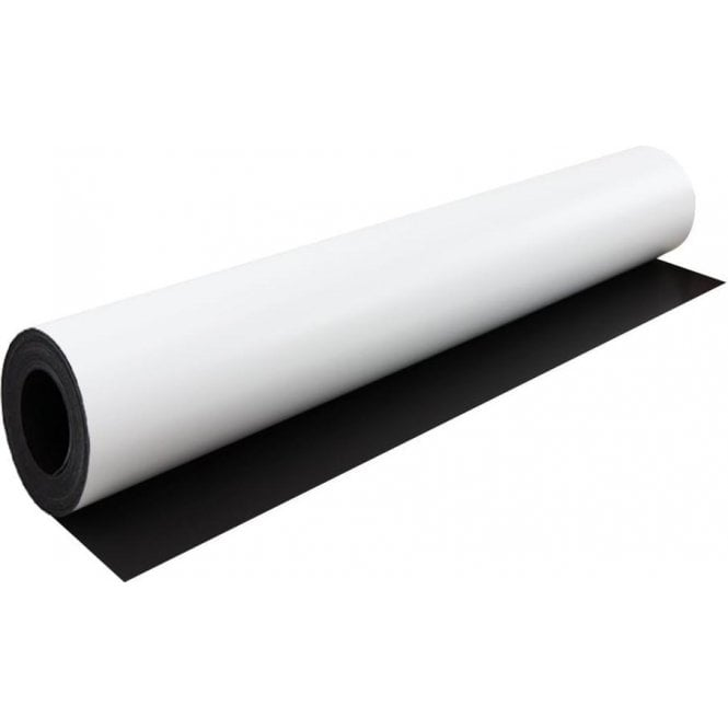 MagFlex® Xtra-Lite 620mm Wide Flexible Magnetic Sheet - Dry Wipe
