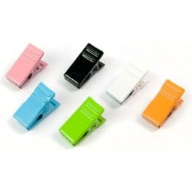 Magnetic Crocodile Clips - Assorted (1 set of 6)