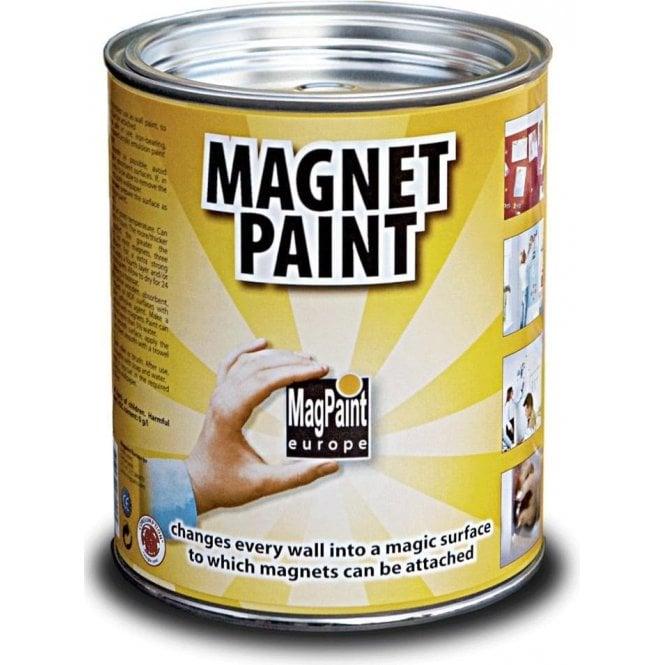 Magnetic Paint by MagPaint