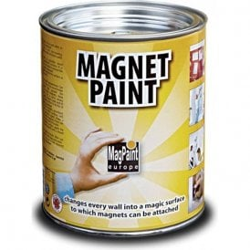 Magnetic Paint by MagPaint