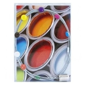 Magnetic Photo Wire with 8 Vibrant Magnets - 150cm