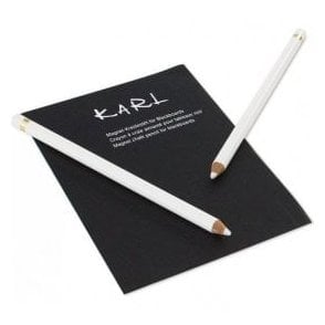 Magnetically Attachable White Chalk Board Pencil