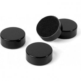 Magnets BLACK, Set of 4