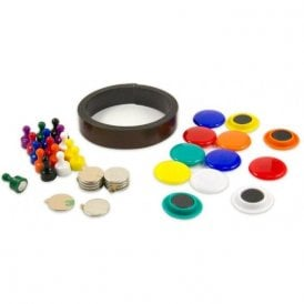 Magnets for Magnetic Paint Selection Pack