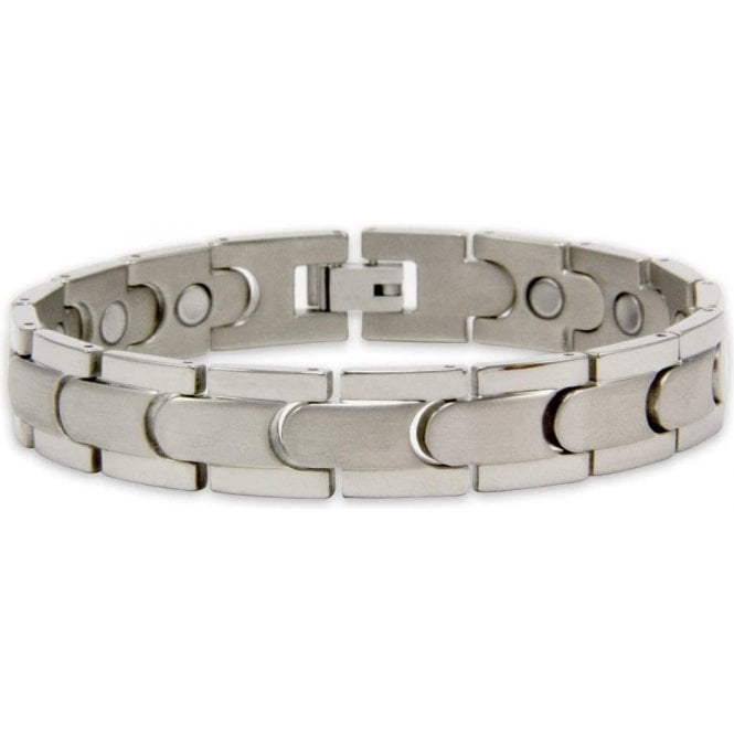 Magnets4 - unisex rare earth magnetic bracelet with fold-over clasp – Centauri