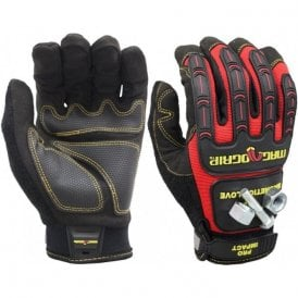 Magnogrip Pro Impact Utility Touch Screen Magnetic Glove