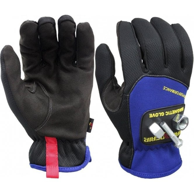 Magnogrip Pro Performance Touch Screen Magnetic Glove