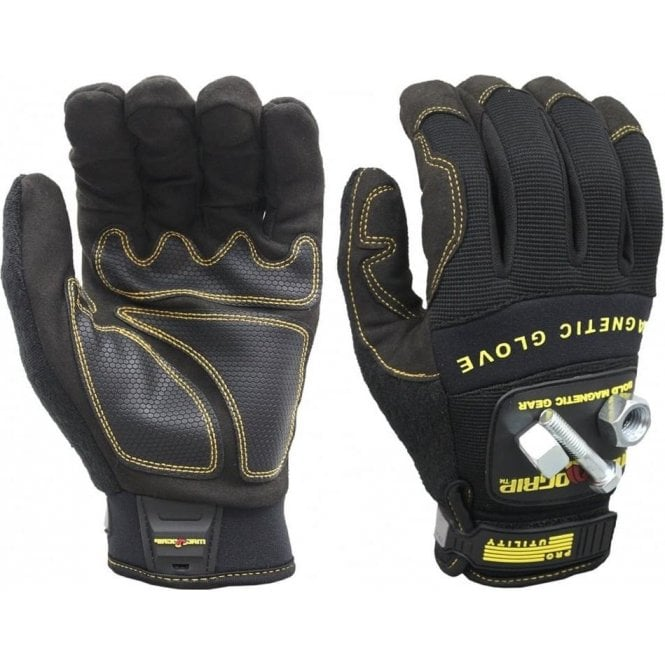 Magnogrip Pro Utility Touch Screen Magnetic Glove