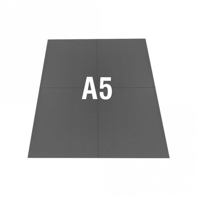 NeoFlex® 105mm x 74mm (A7) Self-Adhesive Flexible Neodymium Rectangles - 4 per A5 Sheet